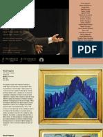 CATALOGO Subasta Pro Musica 2015 - 9 de Abril 19:30 hs Teatro el Círculo