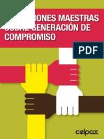 Lecciones Maestras Sobre Generación de Compromiso