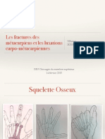 Fractures Meta Et CM