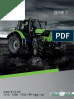 Serie 7 TTV Agrotron ES