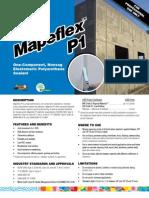 MapeflexP1 TDS EA