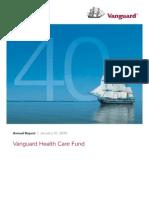 Vanguard Health Care Fund 2014 Annual Report