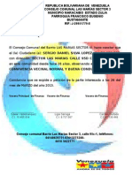 CONSTANCIA DE BUENA CONDUCTA CONSEJO COMUNAL LAS MARIAS SECTOR III.docx