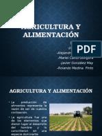 Agricultura y Alimentación