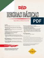 Regras Basicas de D&D Mestre