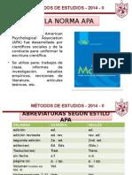 Fichas de Registro Apa