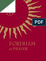 Fordham at Prayer
