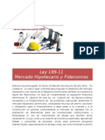 Impacto Ley 189-11