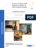 Inpatient Psychiatry TGH EatonSouth8 Handbook