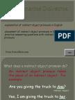 03/26/15 Indirect Object Pronoun -IOP-