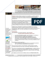 Catalogue Formation La Bo[a]te