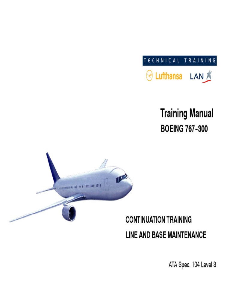 767 deck rh scribd com boeing 767 aircraft maintenance manual boeing 767 maintenance training manual.pdf