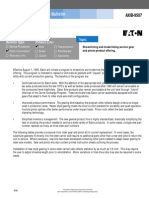 Eaton Diff Cpset Prtnumb Upgrade Axib9507-0895