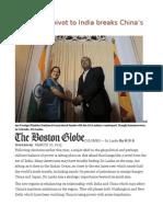 Sri Lanka's Pivot to India Breaks China's Dreams