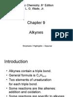 Chap+9+-+Alkynes++03+26+10