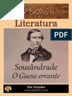 O Guesa Errante - Sousandrade - Iba Mendes