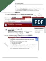 Configurando Active Directory
