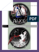 Guia Alicia en El Pais de Las Maravillas Xbox360