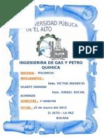 POLÍMEROS NOCIONES GENERALES