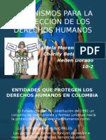Mecanismos Para La Proteccion de Los Derechos Humanos