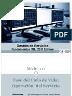 Modulo 11-ProcesosOperacion Del Servicio1
