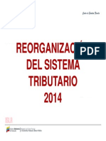 Reforma Tributaria Cef 2015