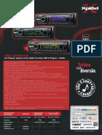 Manual Som Automotivo CDXGT657UI