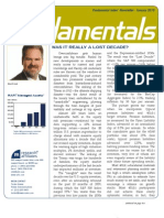 Fundamental Index Newsletter · January 2010