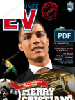 European Vibe Magazine December 2009