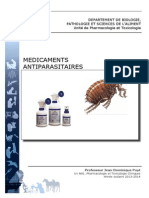 Poly Antiparasitaires 2014