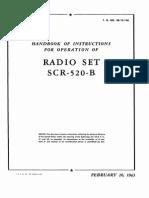 265 SCR520 User Handbook