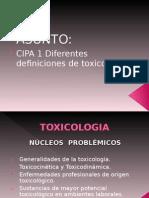 Toxicologia Ocupacional Vi Sem Gr 2 (7) Cipas