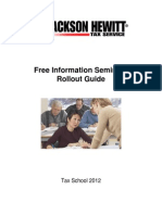 2012 Free Information Seminar Rollout Guide - Copy