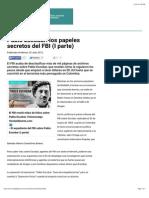 Pablo Escobar- Los Papeles Secretos Del FBI (I Parte)