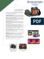 FLIR T600bx Datasheet