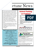 FS Newsletter - April 2015