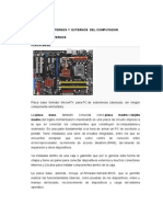 Modulo 7 Elementos Internos y Externos Del Computador