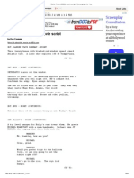 Boiler Room (2000) Movie Script - Screenplays for You