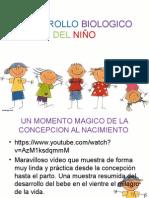 Presentacion Desarrollo Psicologico Del Niño Yolis 1