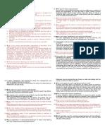 LEGPROF - Recit Questions Pt.3