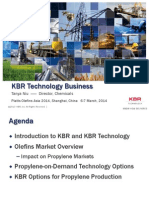 KBR Technology Business