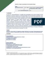 Projeto Minicurso Empreendedorismo 2012