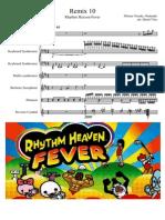 Remix 10 Rhythm Heaven Fever