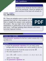 233 ReviewExam1 Print Sp 2013