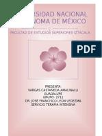 Historia Clinica Terapia Intensiva