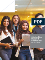Scholarship Brochure