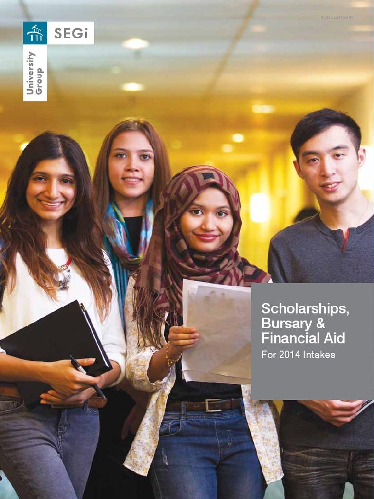 Scholarship Brochure Academia Students