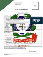 FICHA DE INSCRIPCION - ICTE PREGRADO 2015.docx
