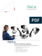 Vision Engineering Mantis Family Brochure v27 English Us