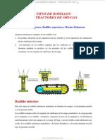 Manual de  Orugas y Cadenas Bulldozer